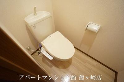 【トイレ】ドレミメゾンB