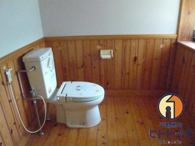 【トイレ】近松貸家
