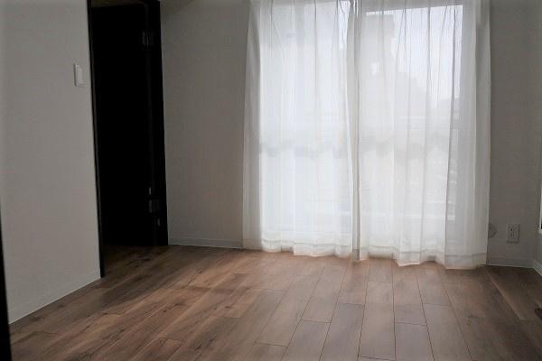 【現地写真】 居室の全空間を有効活用出来ます。自分好みのお部屋で、ゆったりお寛ぎ頂けます♪