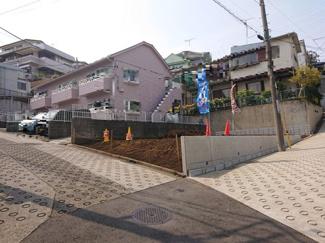 【外観】横浜市鶴見区北寺尾2丁目 売地(仲介手数料不要)