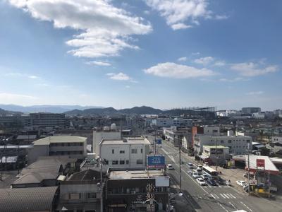 【展望】パレ・ロワイヤル舟津