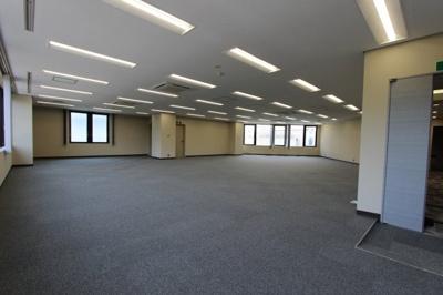 【内装】パークフロント青い森ビル