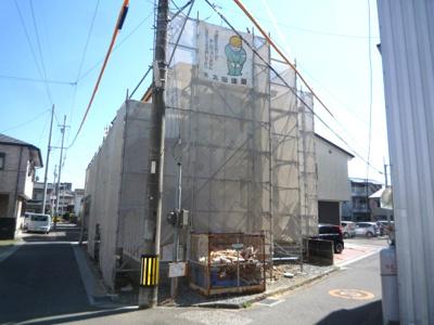 【外観】高知市新本町新築戸建て