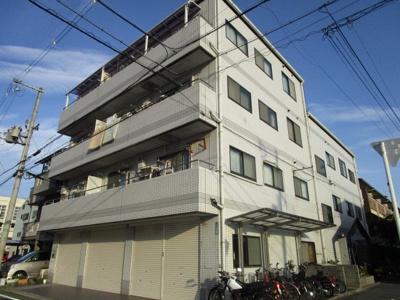 【外観】ピースフルマンション