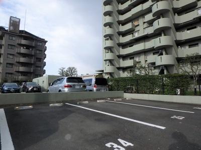 【駐車場】ハイラーク戸田公園