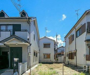 【外観】八尾市東町6丁目新築一戸建