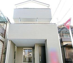【外観】八尾市中田4丁目新築一戸建
