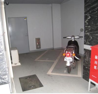 【駐車場】スカイコート北品川