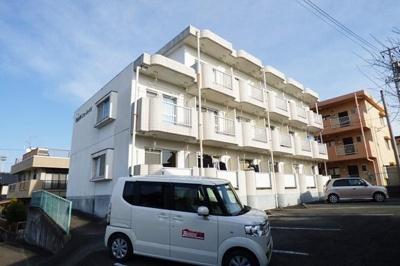 【外観】舘山寺ニューハイツ