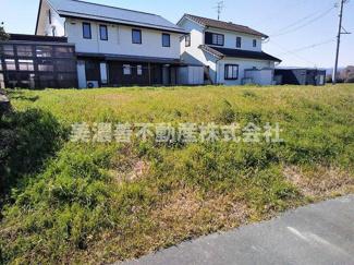 【区画図】54712 羽島市桑原町土地
