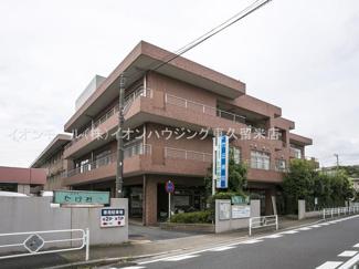 竹丘病院(約1,384m)