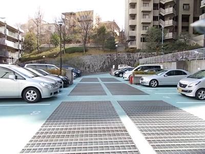 【駐車場】ファミールハイツ緑地公園