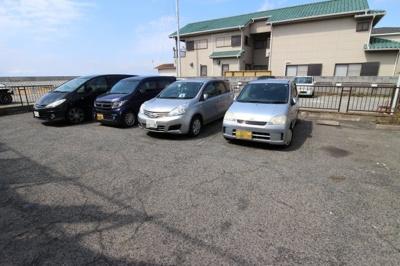 【駐車場】シーサイド西舞子B