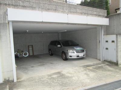【駐車場】東芦屋町戸建