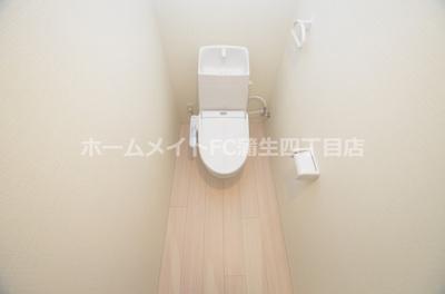 【トイレ】グレースコート蒲生