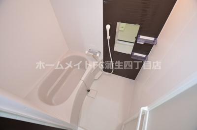【浴室】グレースコート蒲生