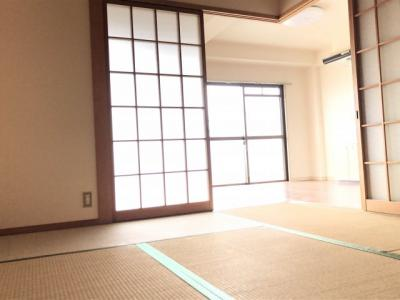 【和室】第9摂津グリーンハイツ (株)Roots