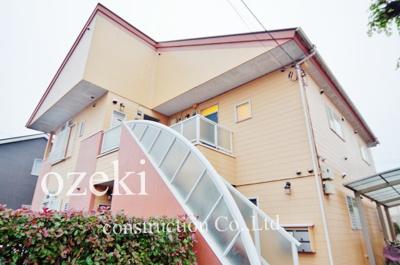 【外観】染谷ケンネルハイツ
