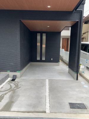 【駐車場】PLAISIR甲子園 A号地