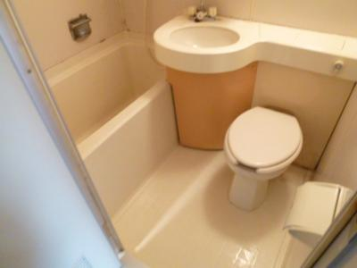 【浴室】パーキーK