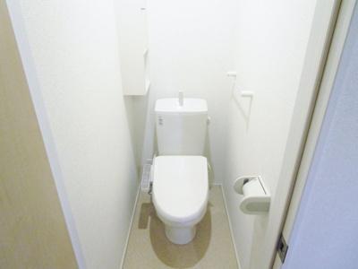 【トイレ】ルナ三田