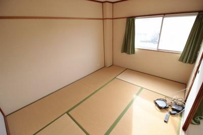 【和室】陽光ハイツ