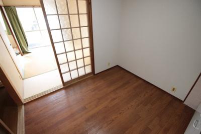 【居間・リビング】陽光ハイツ