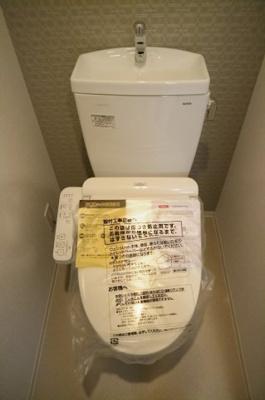 【トイレ】エスリード中之島ザ・コア