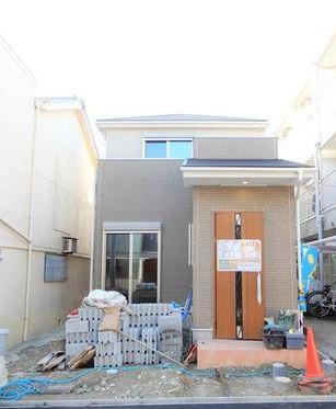 【外観】東大阪市友井2丁目新築一戸建