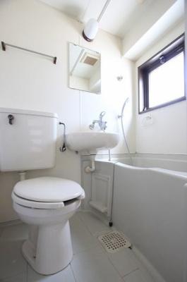【浴室】コーポ御幸