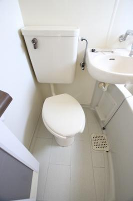 【トイレ】コーポ御幸