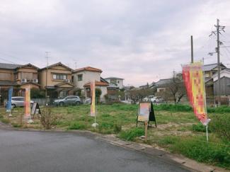 【外観】伏見区羽束師古川町 新築戸建