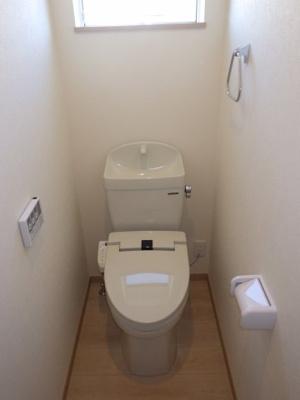 【トイレ】城西町建売住宅・月々51,033円~ ☆エアコン付き☆