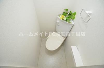 【トイレ】第二マンション