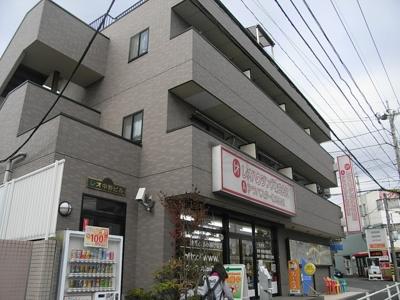 【外観】レオ中野ビル