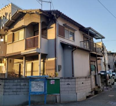 【外観】神戸市垂水区東垂水3丁目 中古戸建
