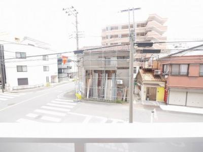 【展望】アパルトマン山手公園