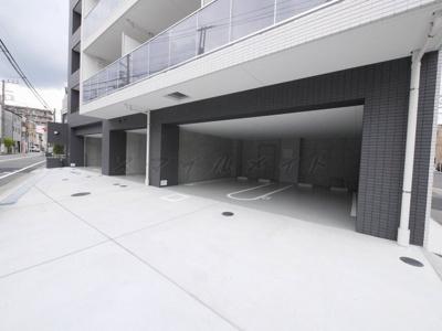 【駐車場】アパルトマン山手公園