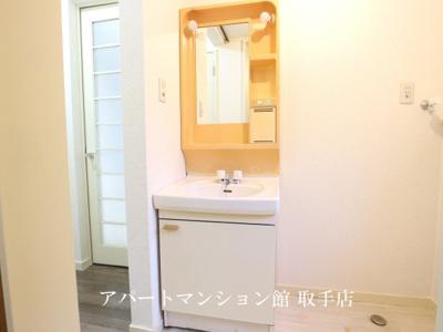 【独立洗面台】サンラフォーレA