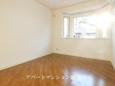【居間・リビング】サンラフォーレA
