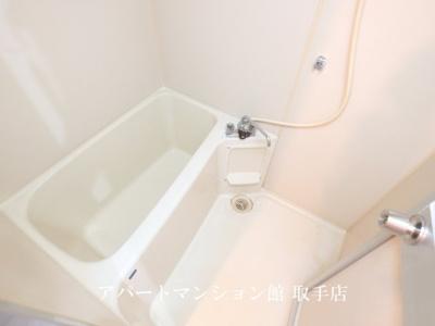 【浴室】サンラフォーレA