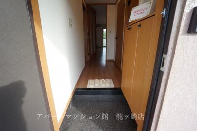 【玄関】レジデンス壱番館