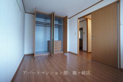 【洋室】レジデンス壱番館