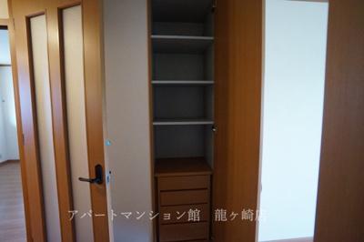 【収納】レジデンス壱番館