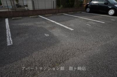 【駐車場】レジデンス壱番館