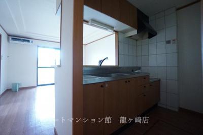 【キッチン】レジデンス壱番館