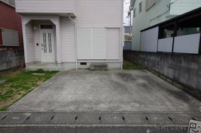 【駐車場】阿波市吉野町戸建て