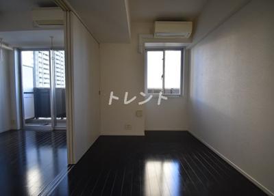 【洋室】レジディア月島Ⅱ