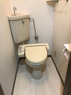 【トイレ】三箇1丁目中古戸建