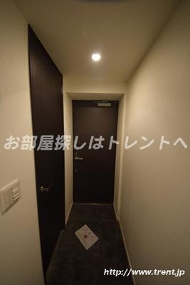 【玄関】KDX大伝馬レジデンス
